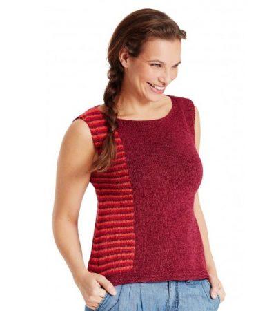 bc-garn-allino-top-kjole-uden-aermer-2129bc-of-the-same-stripe