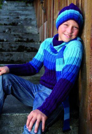 du-store-alpakka-sterk-unisex-sweater-i-rib-med-snoning-og-striber-mr09-3