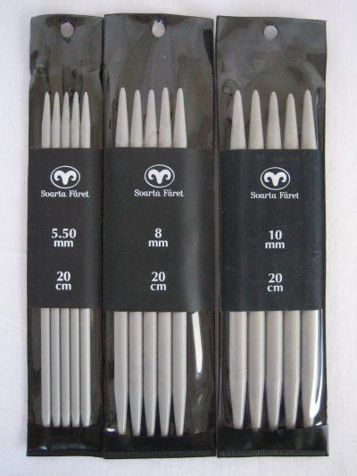 svartafaaret-plast-strømpepinde-20cm